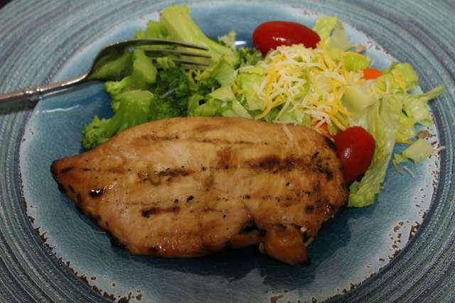 Tropical Fruity Chicken Breasts Marinade Recipe