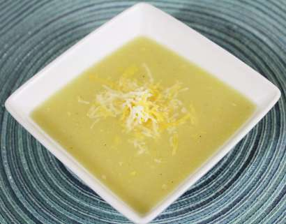 Squash Potato Soup Recipe
