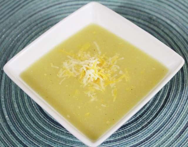 Squash Potato Soup Recipe