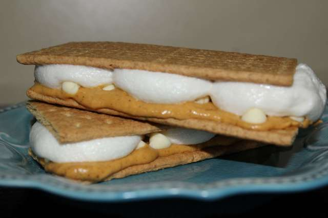 Pumpkin S'mores Recipe