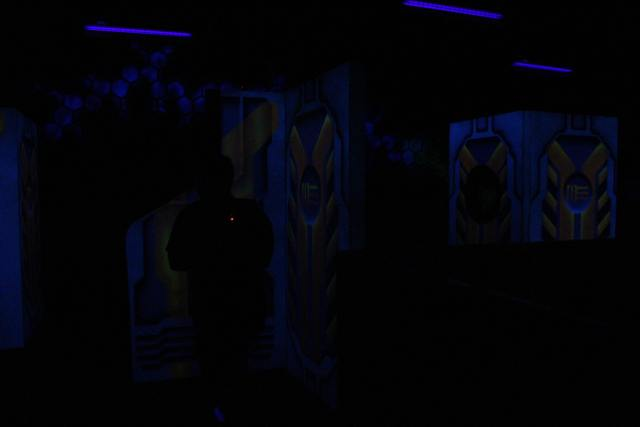 Laser Tag at Main Event Entertainment