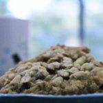 Cranberry White Chocolate Chip Oatmeal Cookie #Recipe