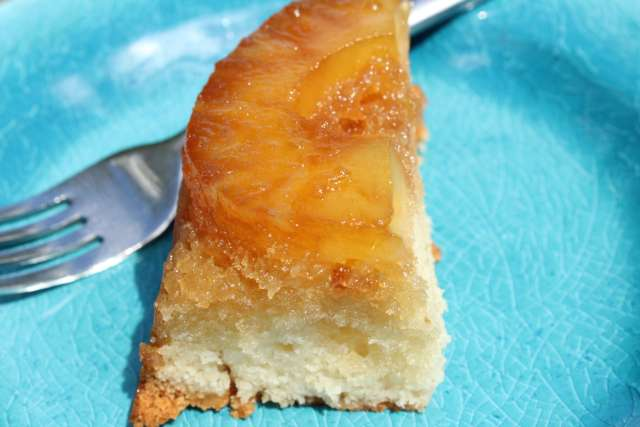 Pineapple Upside Down Cake is perfect for my summer BBQs, picnics, and cookouts.