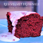 Red Velvet Brownies #Recipe