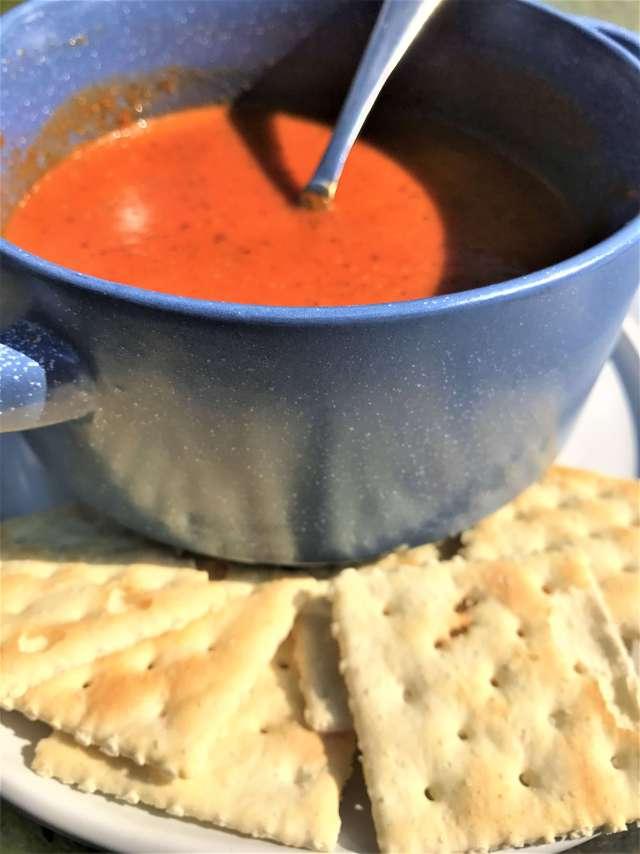 Tomato Soup: A Slow Cooker Recipe