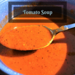 Tomato Soup: A Slow Cooker #Recipe
