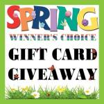 Sweepstakes Fanatics Spring Gift Card #GIVEAWAY Ends Mar. 20 *ENDED*
