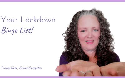 Animal Communication Lockdown Binge List