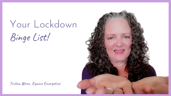 Animal Communication Lockdown Binge List