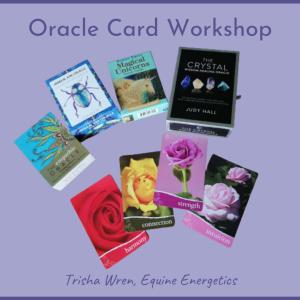 Oracle Card Workshop
