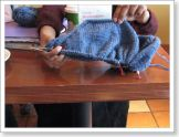 Lola's Mr. Greenjeans Sweater