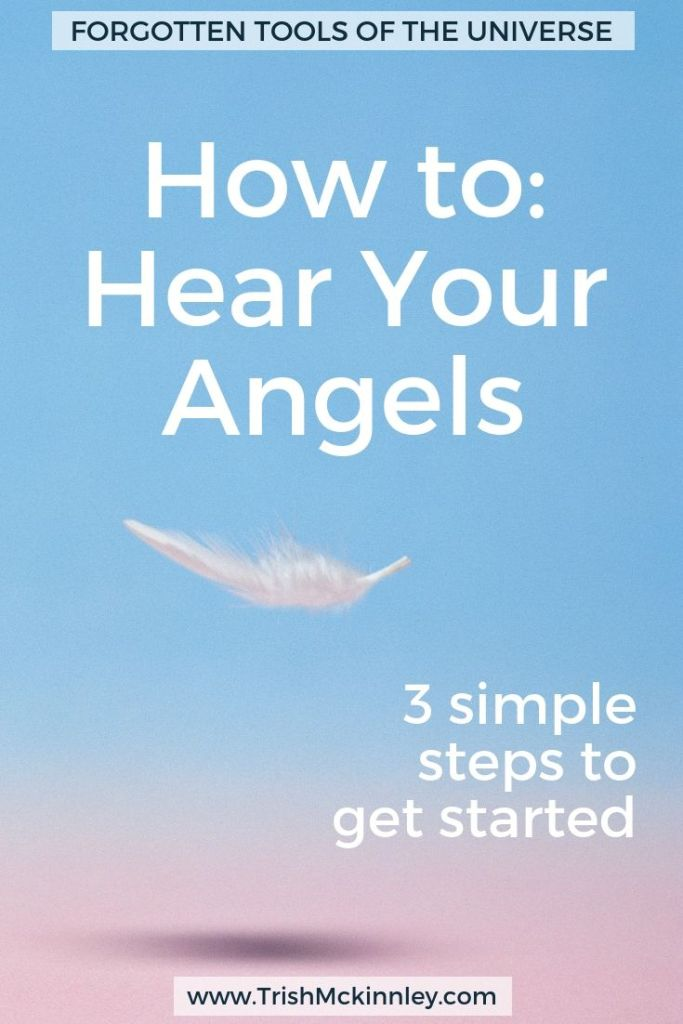 How to hear angels