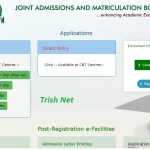 JAMB 2018 Mop-up Examination date Venue and Time