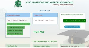 Jamb 2018 Mop-up Examination date, Venue and Time