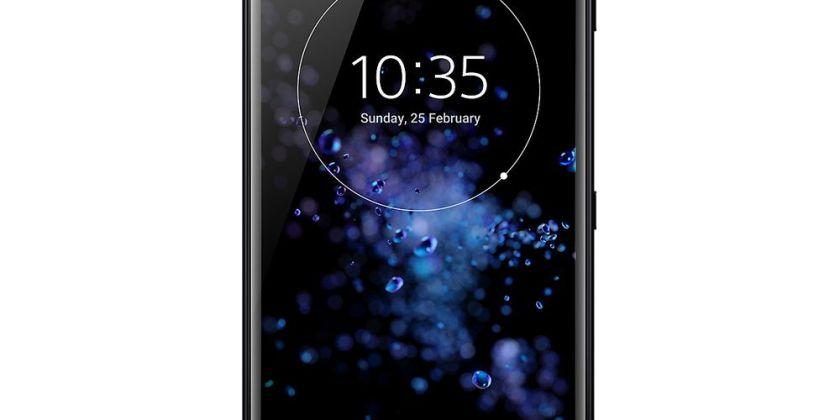 Sony Xperia XZ2 Specification