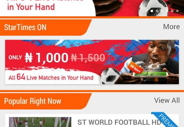 How to change Startimes Bouquet