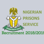 Prison Service Shortlisted Candidate 2018/2019