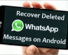 Recover WhatsApp Documents