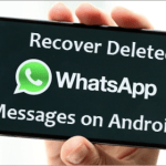 How to Recover WhatsApp Documents Deleted from Phone's Storage