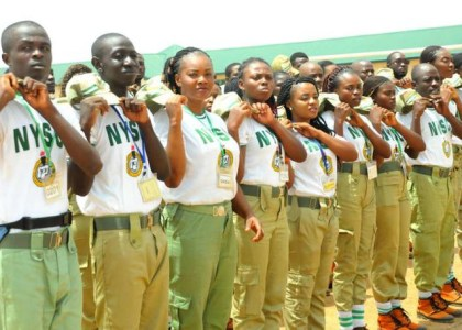 NYSC 2019 Times Table