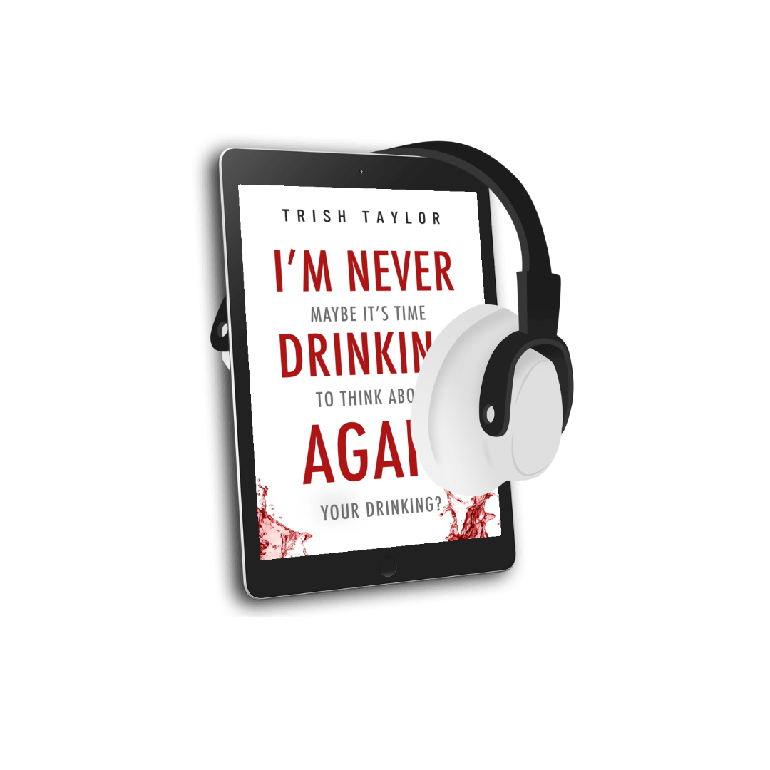 I'm Never Drinking again book image