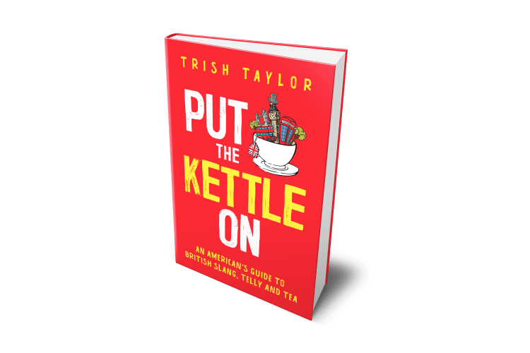 3D image book cover Put the Kettle On Hardcover
