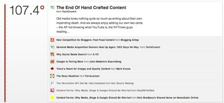 """Time for a new look at """"content federations?"""" Building our hand-crafted content together."""