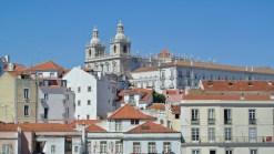 monastère Sao Vicente de Fora à Lisbonne