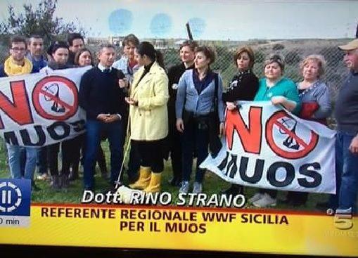 """MUOS – WWF SICILIA CONTESTA I """"LAVORI"""" ALL'INTERNO DELLA STAZIONE NRTF DI NISCEMI: LE ISTITUZIONI TACCIONO, OVVIAMENTE!"""