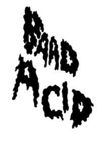 baad acid logo