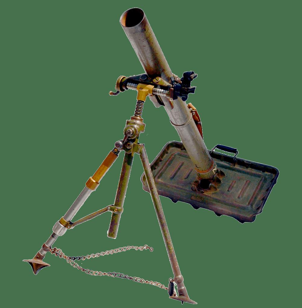 mortier 81mm