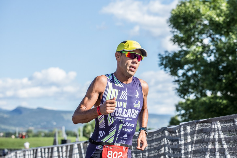 Foto: Rodrigo Eichler  / Tri Sport Magazine - Santiago Ascenço é candidato ao título do 1º Challenge Maceió