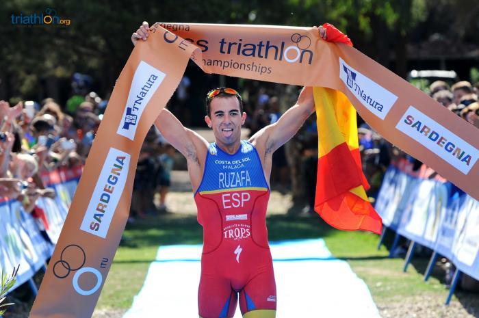 Ruben Ruzafa, bicampeão mundial off-road. Foto: ITU Mídia