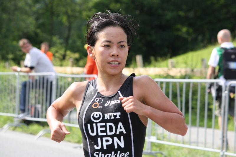 Ai Ueda, campeã da WC Cozumel. Foto: ITU Mídia