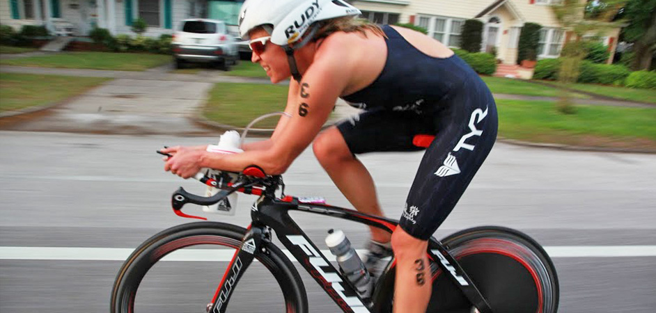 Sarah Haskins, campeã do Ironman 70.3 Miami 2015