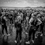 Policiamento garante  a segurança no 27º Triathlon Internacional de Santos