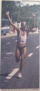 Carlos Dinelly, um dos maiores triatletas da história amazonense