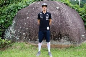 Luis Ohde vai correr seu primeiro Ironman como profissional. Foto: Ricardo Andrade