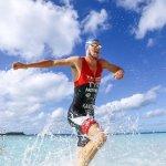 Ben Kanute e Flora Duff vencem o Island House Triathlon