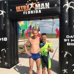 Ivan Albano chega em 2º no primeiro dia do Ultraman Flórida