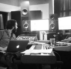 Back in the studio :)