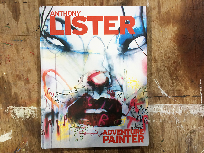 Anthony Lister Adventure Painter authoring