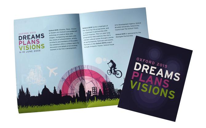 Oxford 2015 - Dreams, Plans & Visions