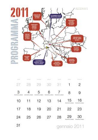 Rexnavi Calendario - 2