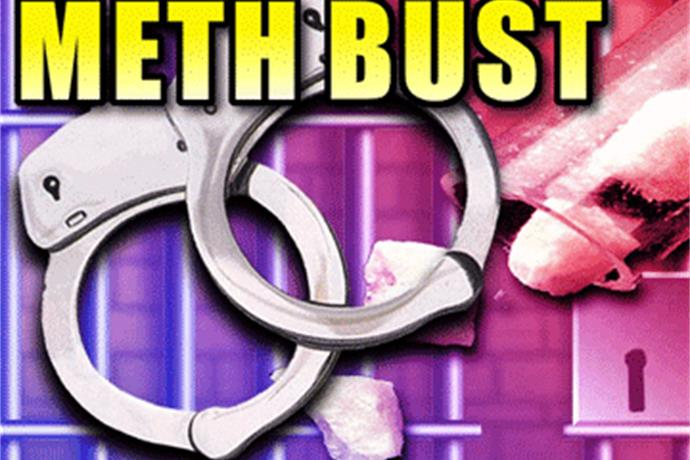 Two Arrested in Daviess Co  Meth Bust