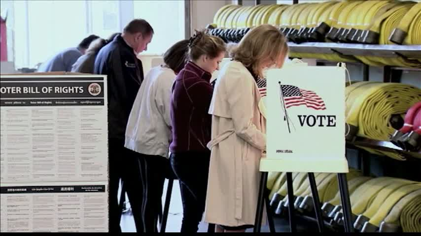 Kentuckians Vote for Republican Candidates on Saturday