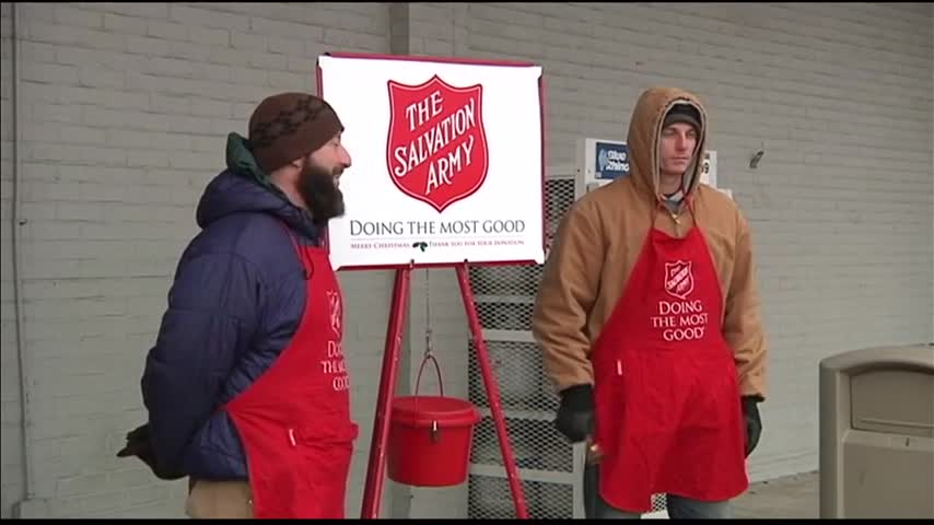 Salvation Army Looking for Help to Raise Goal_39384916