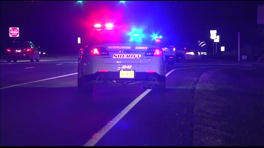 Two Vehicles End Up in Ditch Following Vanderburgh Co- Crash_85444894