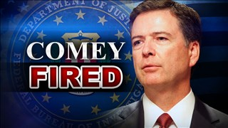 James Comey Fired