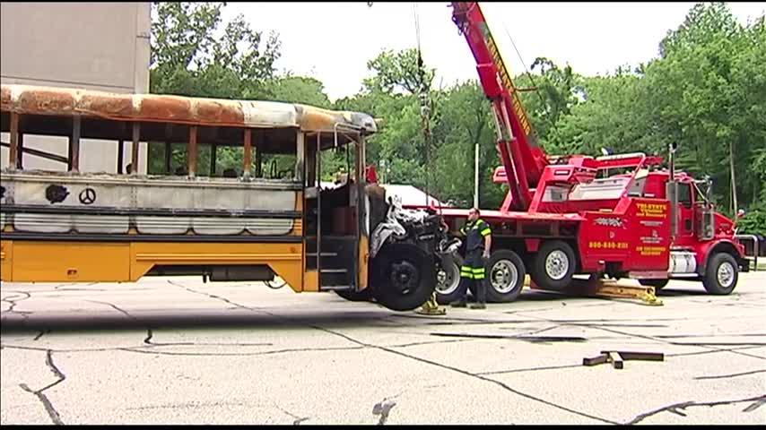 Evansville Firefighters Training for Disaster Scenarios_32009290